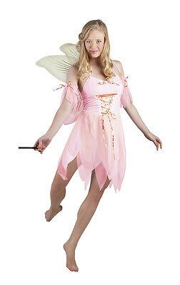 Zauberfee Kostüm Deluxe NEU - Damen Karneval Fasching Verkleidung Kostüm
