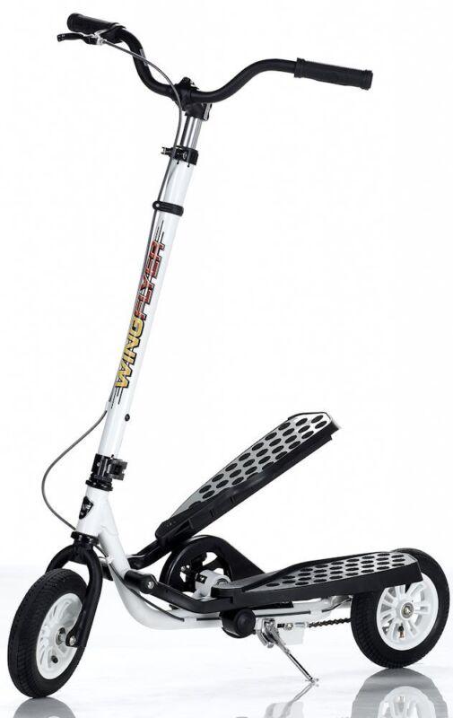 Zike WingFlyer Z150 Kids / Adults Elliptical Stepper Type Fitness Scooter