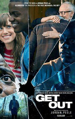 Get Out  2017  Choose 1  Blu Ray Or Dvd  Ships 5 26