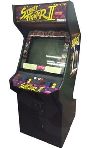 Wanted: Street Fighter 2 Arcade