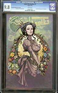 Lady-Mechanika-1-Emerald-City-Comic-Con-Exclusive-CGC-9-8-ECCC