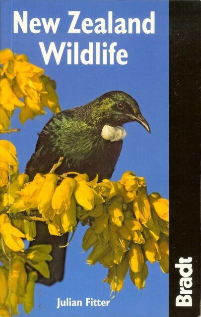 Bradt New Zealand Wildlife *IN STOCK IN MELBOURNE - NEW*
