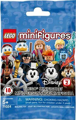 Lego 71024 Disney Series 2 Minifigures Lot Of 5 NEW- UNSEARCHED In Hand 2019