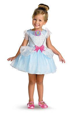 Cinderella Ballerina Classic Disney Princess Toddler Child Costume
