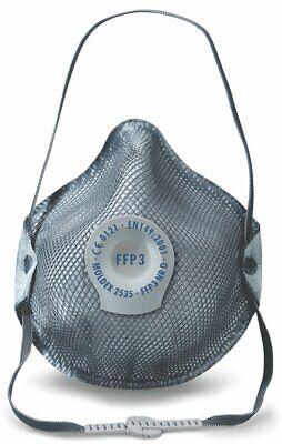 Moldex 2535 Atemschutzmaske FFP3 Moldex FFP3 NR D Maske gegen Ozon Mundschutz