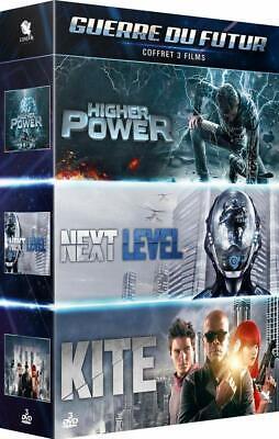 DVD - Coffret Guerre du Futur - 3 FILMS