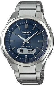 CASIO LCW-M500TD-2AJF LINEAGE Tough Solar Atomic Radio Watch New