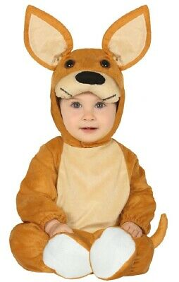 Baby Girls Boys Australian Kangaroo Animal Halloween Fancy Dress Costume Outfit (Australian Halloween Costumes)