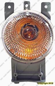 Signal Lamp Driver Side / Passenger Side (Gxp Model) High Quality PONTIAC GRAND PRIX 2005-2008