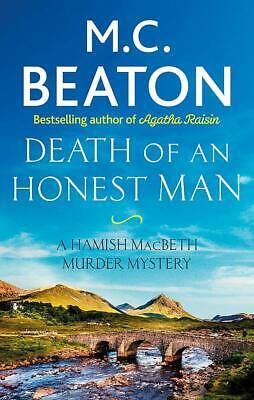 Death of an Honest Man (Hamish Macbeth), Beaton, M.C., New paperback, Book