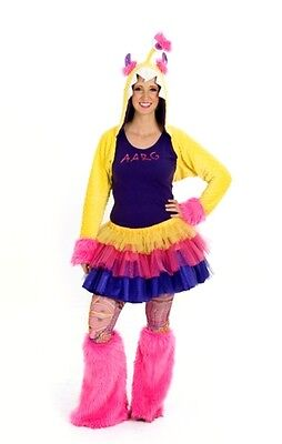 AARG Monster Adult Womens Costume Cool Animal Halloween Outfit](Cool Women Halloween Costumes)