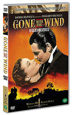 Gone with the Wind - Victor Fleming, Clark Gable (1939) - DVD new