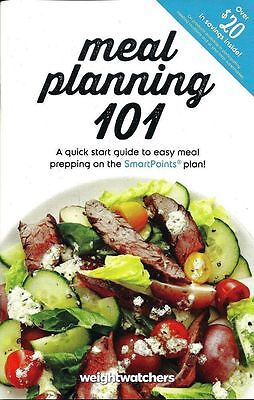 Weight Watchers 2017 Smart Points Meal Planning 101 With Meal Ideas   Recipes