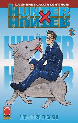 Hunter X Hunter N°5 - Reimpresión - Planet Manga - Italiano Nuevo...