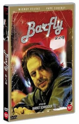 [DVD] Barfly (1987) Mickey Rourke, Faye Dunaway *NEW