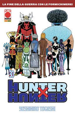 Hunter X Hunter N° 30 - Reimpresión - Planet Manga - Italiano...