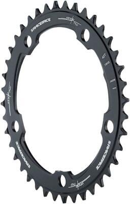 RaceFace Narrow Wide 110mm BCD 9-12sp BCD: 110 7075-T6 Aluminum Black 42T Chainring