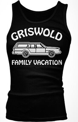 Top Boy Movie (Griswold Family Vacation-Walley World Movie Funny  Boy Beater Tank)