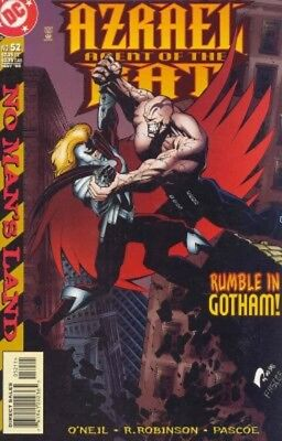 Azreal Agent of the Bat DC Comics May 99 Issue 52