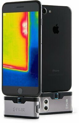 Flir One Thermal Imaging Camera Attachment Gen 3 Ios 4000mah Power Bank