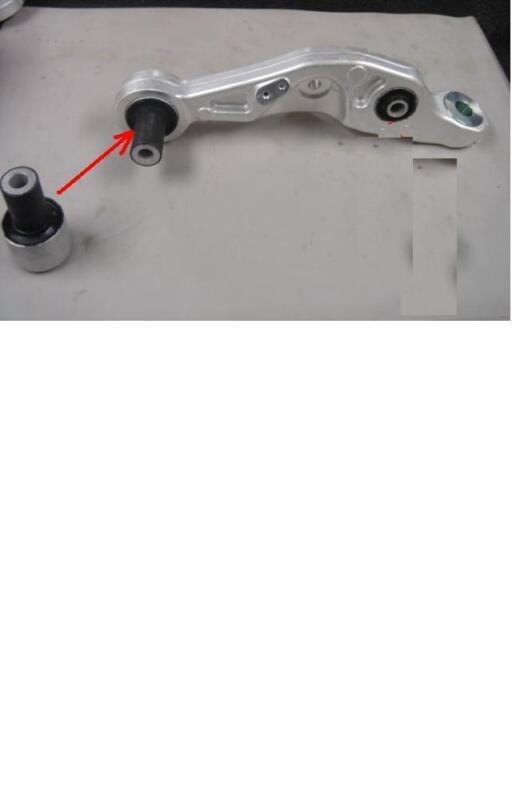 LEXUS LS460 LS600 FRONT LOWER CONTROL ARM BUSH BUSH  48620-50070 48640-50070