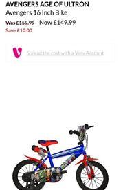 Avengers age of ultron bike
