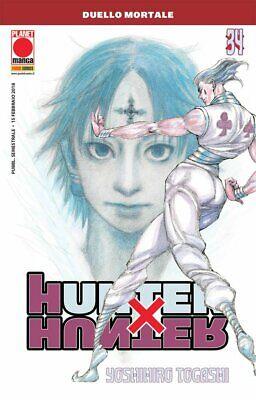 Hunter X Hunter N° 34 - Reimpresión - Planet Manga - Italiano...