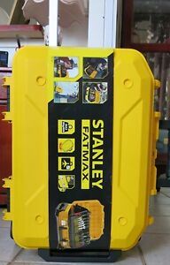 Stanley FatMax Technicians Suitcase With Trolley Greystanes Parramatta Area Preview