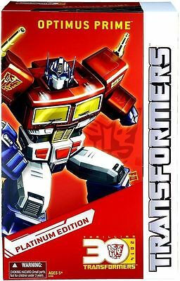 Transformers Masterpiece Platinum MP-10 Optimus Prime Year of the Horse YOTH TRU
