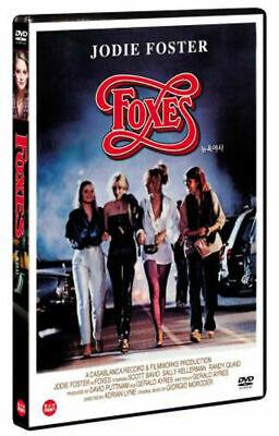 [DVD] Foxes (1980) Jodie Foster *NEW