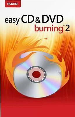 Roxio - Easy CD & DVD Burning 2 - Windows