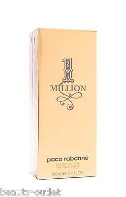 Paco Rabanne 1 One MILLION Homme EDT 100ml Eau de Toilette NEUF BLISTER Vapo for sale  Shipping to Nigeria