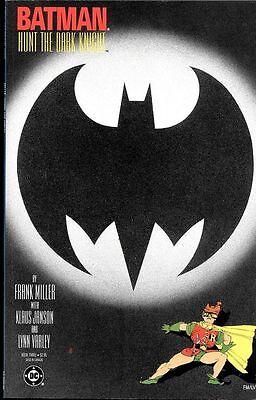 BATMAN: THE  DARK KNIGHT RETURNS #3 NM/M NOT CGC DEATH OF THE JOKER 2ND PRINTING