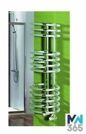 Designer Coyle Chrome Radiator