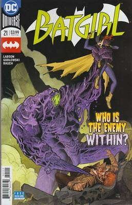 BATGIRL #21 DC COMICS BATMAN COVER A 1ST PRINT