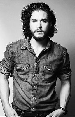 Kit Harington Poster 009  Multiple Sizes  Game Of Thrones Jon Snow Got
