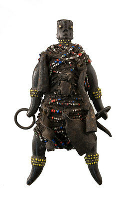 Doll Namji of Fertility Cameroon Statue African AA1184