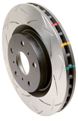 Disc Brake Rotor-T3 4x4 Survival Series Slotted Rotor Front