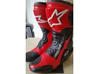 Alpinestars SMX Boots Euro 43 (Postage Available)