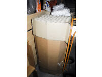"""100 EXTRA LONG 1320mm 52"""" POSTAL TUBES Mailing Posters"""