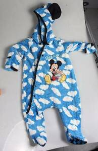 size 00 mickey mouse onesie Osborne Park Stirling Area Preview