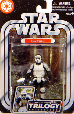 Biker Scout Trooper Endor Raid Return Of The Jedi Star Wars Original Trilogy