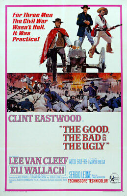 THE GOOD THE BAD AND THE UGLY REPLICA 1967 MOVIE