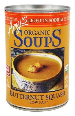Amy's - Organic Low Sodium Soup Chunky Tomato Bisque Organic Chunky Tomato Bisque