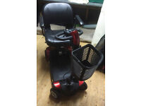 go go pride mobility scooter as new never used