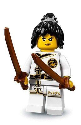 NEW LEGO NINJAGO MOVIE MINIFIGURES SERIES 71019 - Spinjitzu Training Nya