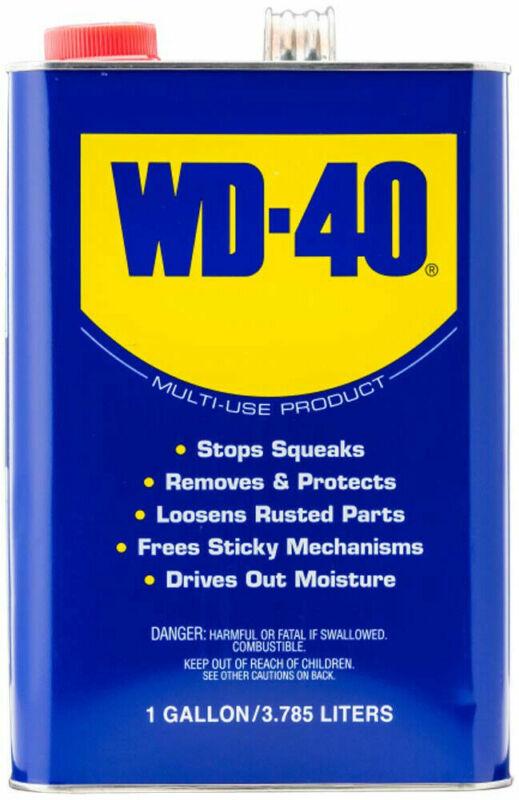 WD-40 Multi-Use Product One Gallon 1 Gallon