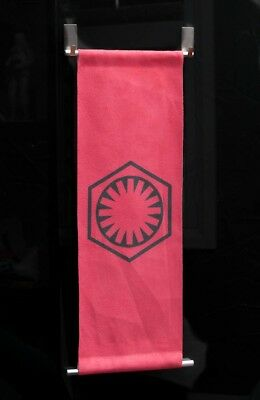 "SALE! First Order 15"" Fabric Banner Flag for Hot Toys Star Wars Stormtroopers](Stormtrooper For Sale)"