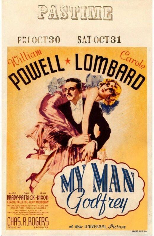 MY MAN GODFREY (1936) 28165
