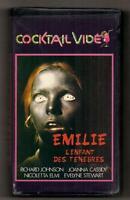 Émilie enfant des ténèbres Horeur VHS Rare